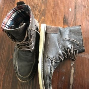 Toms Shoes - TOMS dark brown boots